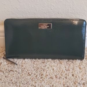 Kate Spade Pebbled Leather Card
